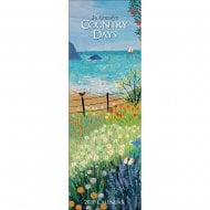 Jo Grundys Country Days 2020 Slim Calendar