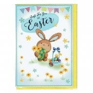 Just For You At Easter Greeting Card