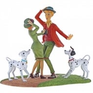 Just Had To Meet - 101 Dalmatians Figurine