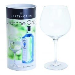 Just The One Gin & Tonic Copa De Balon Glass