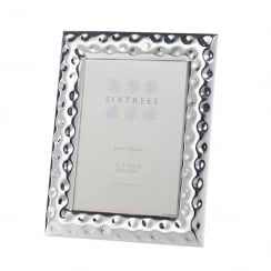 Keyes - Silver Plated Photo Frame 4 x 6
