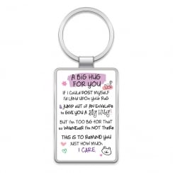 Keyring - A Big Hug For You