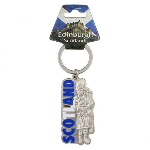 EastWest Keyring - Scotland Piper