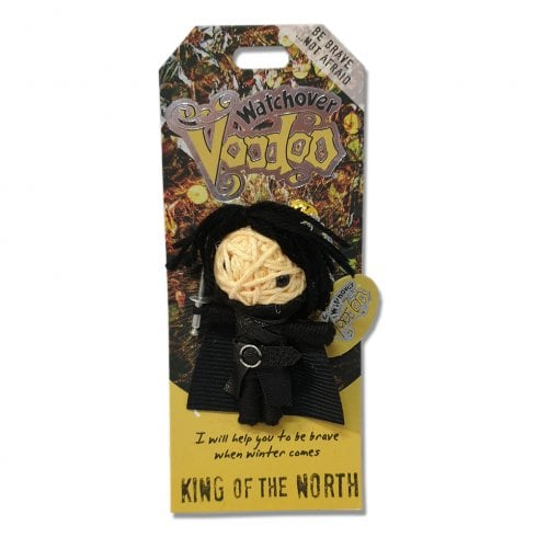 Watchover Voodoo Dolls Keyring - Voodoo King Of The North