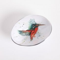 Kingfisher Oval Bowl Small 16cm