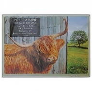 Kitchy & Co Meadow Barn Chopping Board