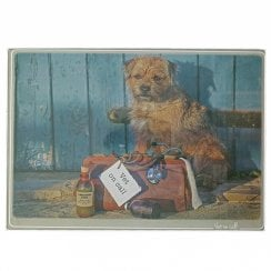 Kitchy & Co Old Boots Chopping Board