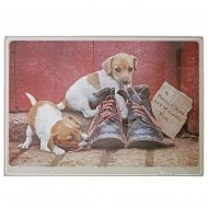 Kitchy & Co Old Boots Trivet Large