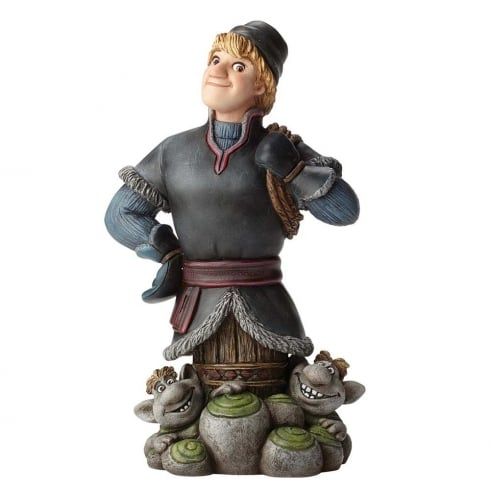 Grand Jester Studios Kristoff with Trolls Bust
