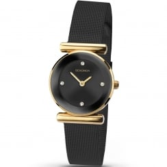 Ladies Gold Plated Quartz Watch 2302.00