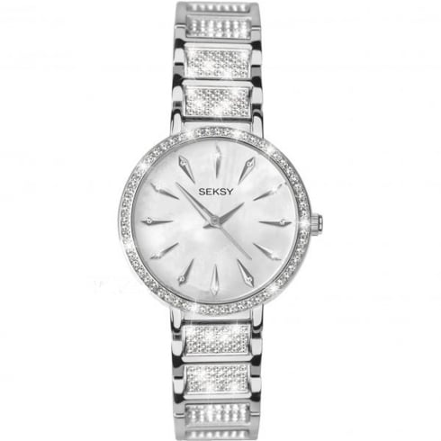 Sekonda Ladies Seksy Stainless Steel Quartz Watch 2371.37