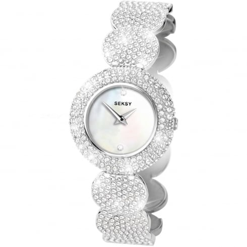 Sekonda Ladies Seksy Stainless Steel Quartz Watch 4851.37