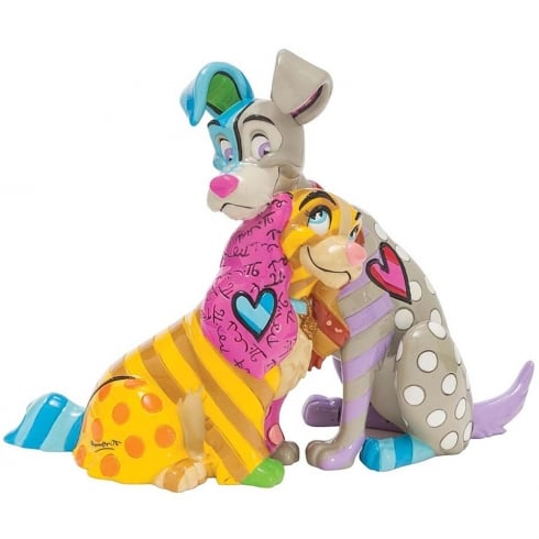 Disney By Britto Lady & The Tramp 60th Anniversary