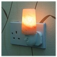 Lamp Shade Plug In Salt Lamp
