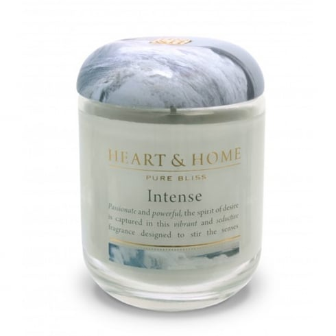 Heart & Home Large Candle Jar Intense