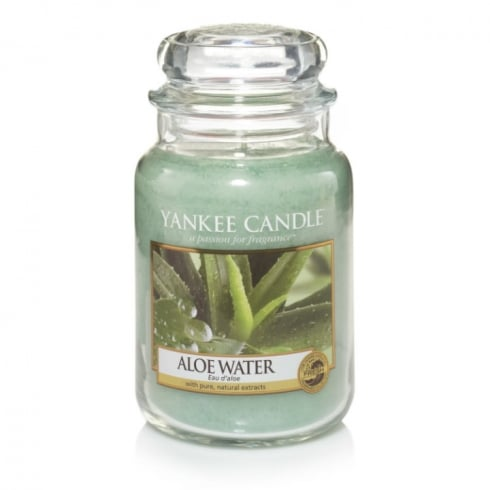 Yankee Candle Large Jar Candle Aloe Water