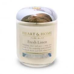 Large Jar Candle Fresh Linen