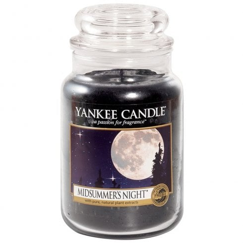 Yankee Candle Large Jar Candle Midsummer Night
