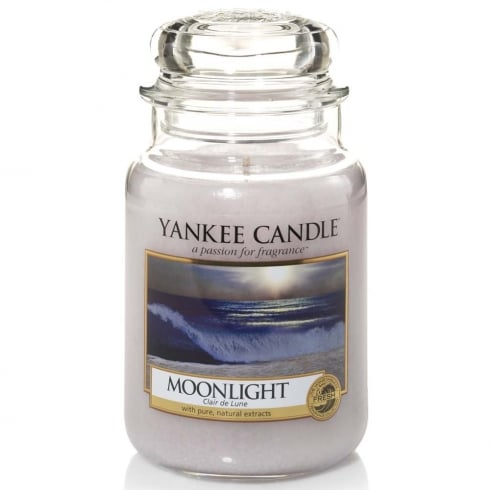 Yankee Candle Large Jar Candle Moonlight