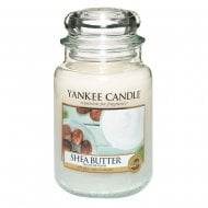 Large Jar Candle Shea Butter