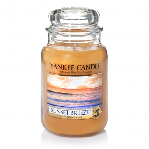 Yankee Candle Large Jar Candle Sunset Breeze