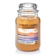 Large Jar Candle Sunset Breeze