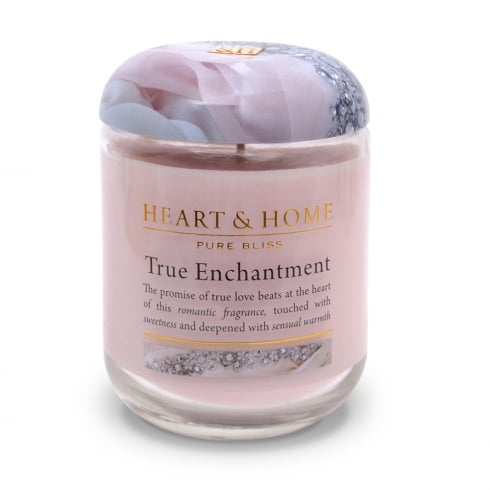 Heart & Home Large Jar Candle True Enchantment