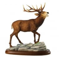 Border Fine Arts Large Stag Figurine