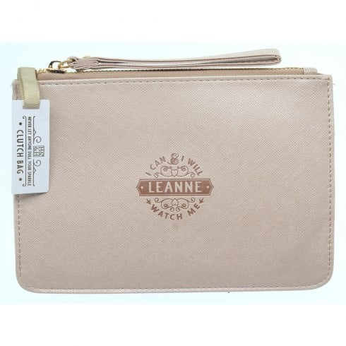 History & Heraldry Leanne Clutch Bag