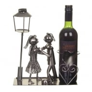 Lee and Lucy Dancing Wine Bottle Holder