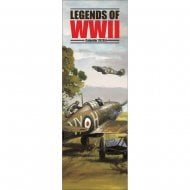 Legends Of WW11 2020 Slim Calendar