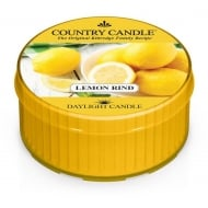 Lemon Rind Daylight Candle