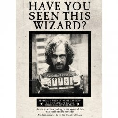 Lenticular Card Sirius Have You Seen This Wizard