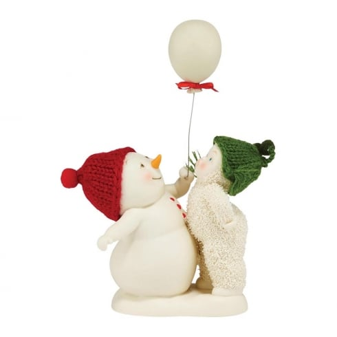 Snowbabies Let It Go Figurine