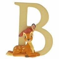 Letter B - Bambi
