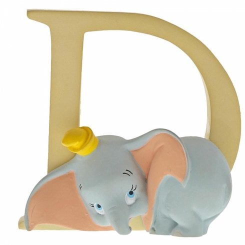 Disney Enchanting Collection Letter D - Dumbo Elephant