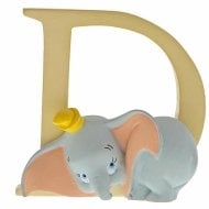 Letter D - Dumbo Elephant