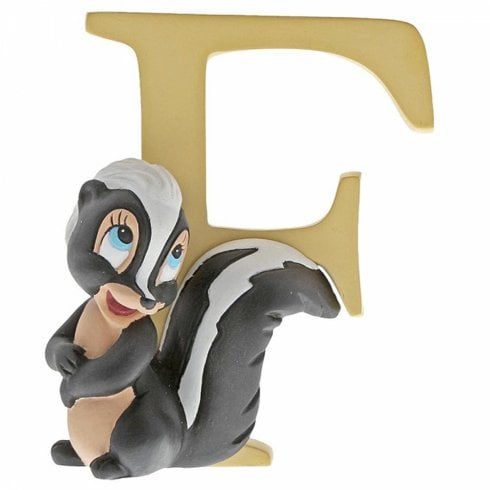 Disney Enchanting Collection Letter F - Flower
