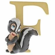 Letter F - Flower