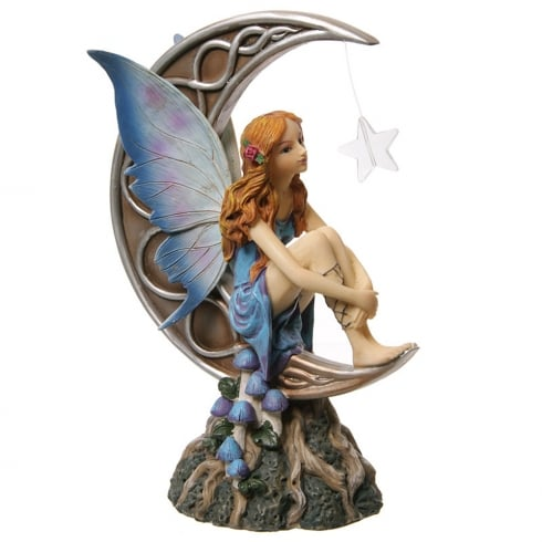 Puckator Light Of The Moon Fairy By Lisa Parker