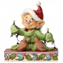 Light Up The Holidays Dopey Figurine