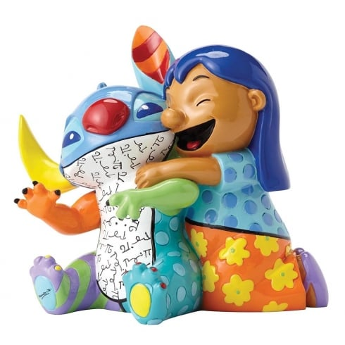 Disney By Britto Lilo and Stitch Figurine
