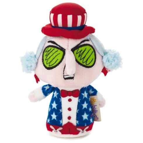 Hallmark Itty Bittys Limited Edition Maxine - Stars and Stripes
