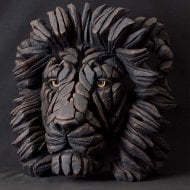 Lion Bust - Black Limited Edition