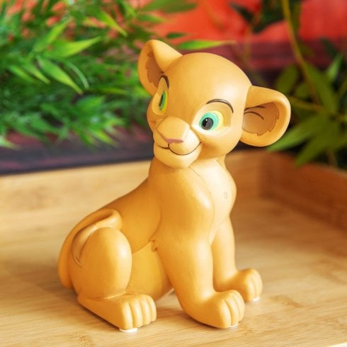 Widdop Bingham Lion King Money Bank - Nala