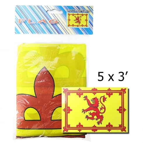 Ozbozz Lion Rampant Flag Large