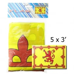Lion Rampant Flag Large