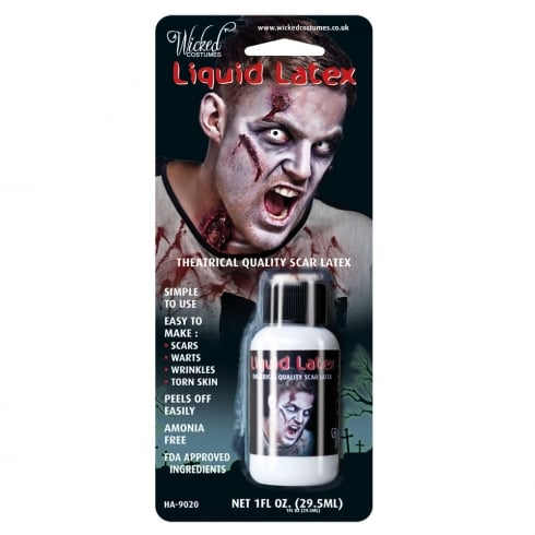 Wicked Costumes Liquid Latex Wicked 1oz