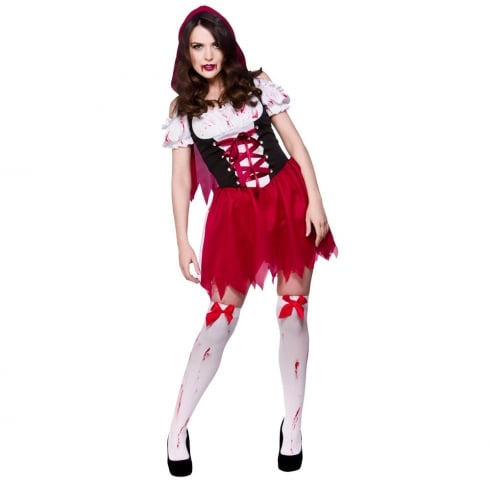 Wicked Costumes Little Dead Riding Hood Extra Small