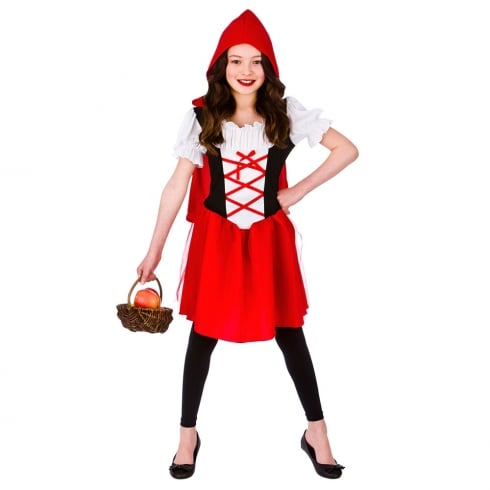 Wicked Costumes Little Red Riding Hood (8-10)